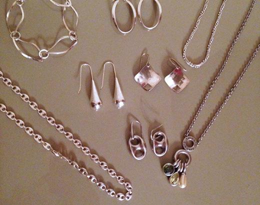 Nettoyer ses bijoux en argent