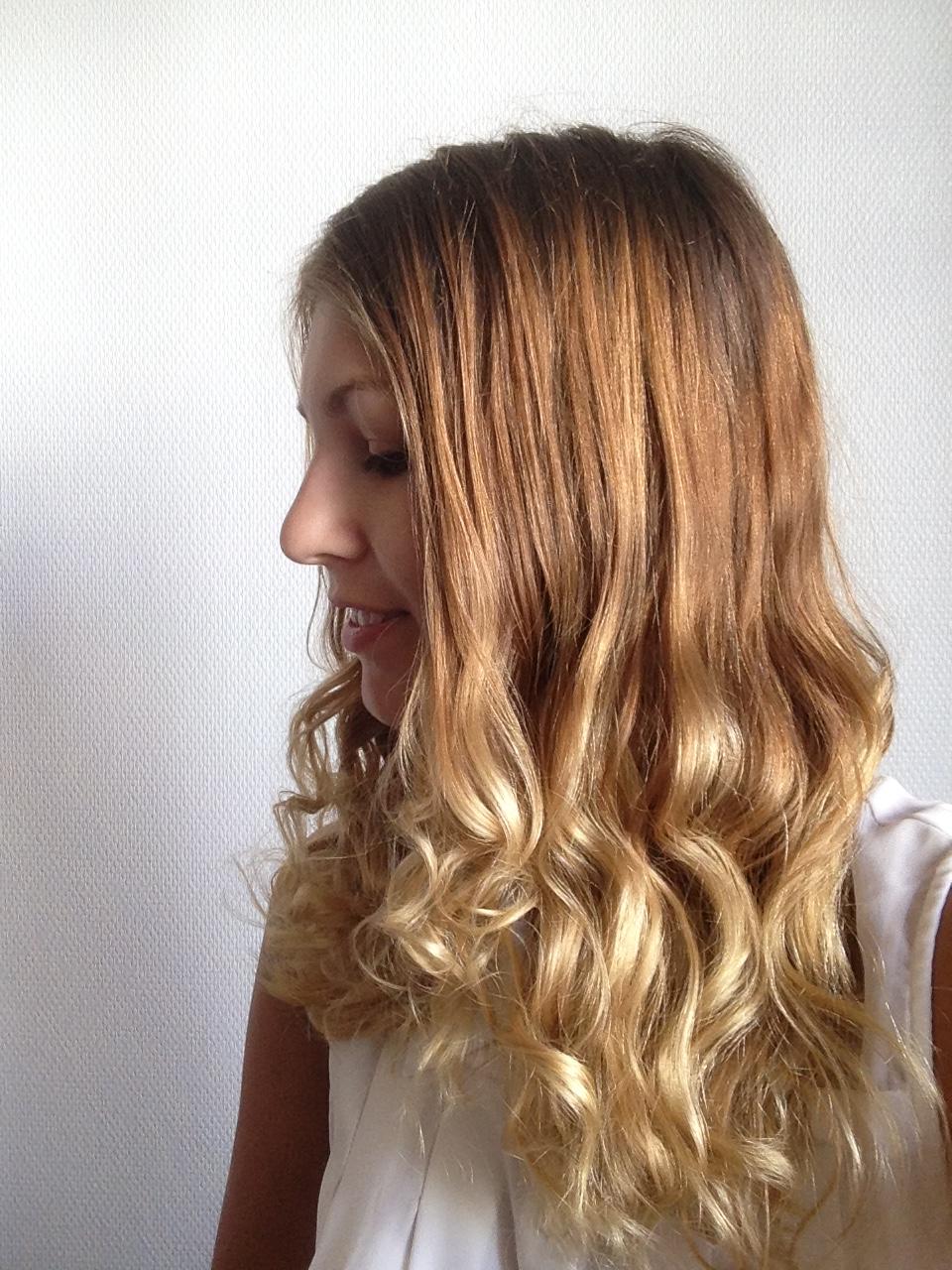 IMG 5942 - Se boucler les cheveux naturellement