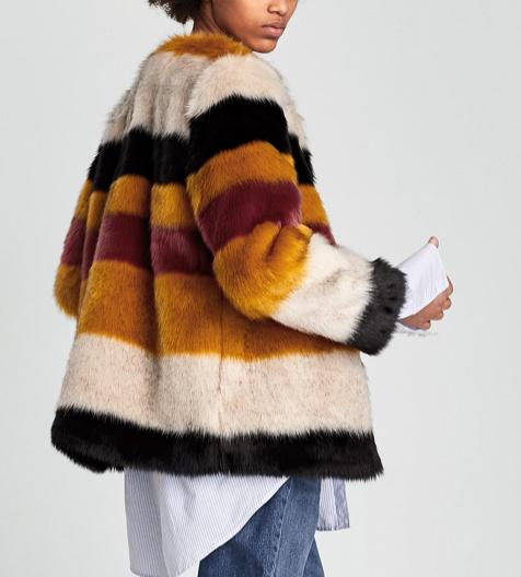 zara - Ma sélection de manteaux