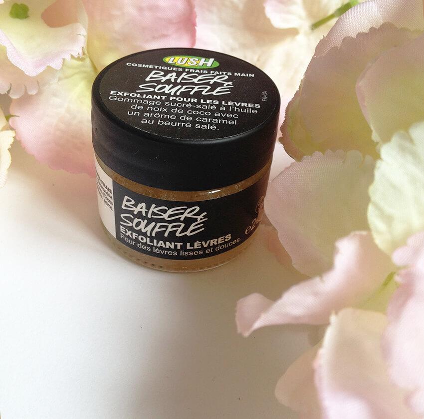 IMG 0243 - Un exfoliant pour les lèvres