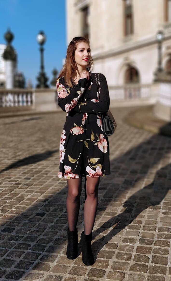 robe fleurs dentelle5 - La robe qui appelle le printemps