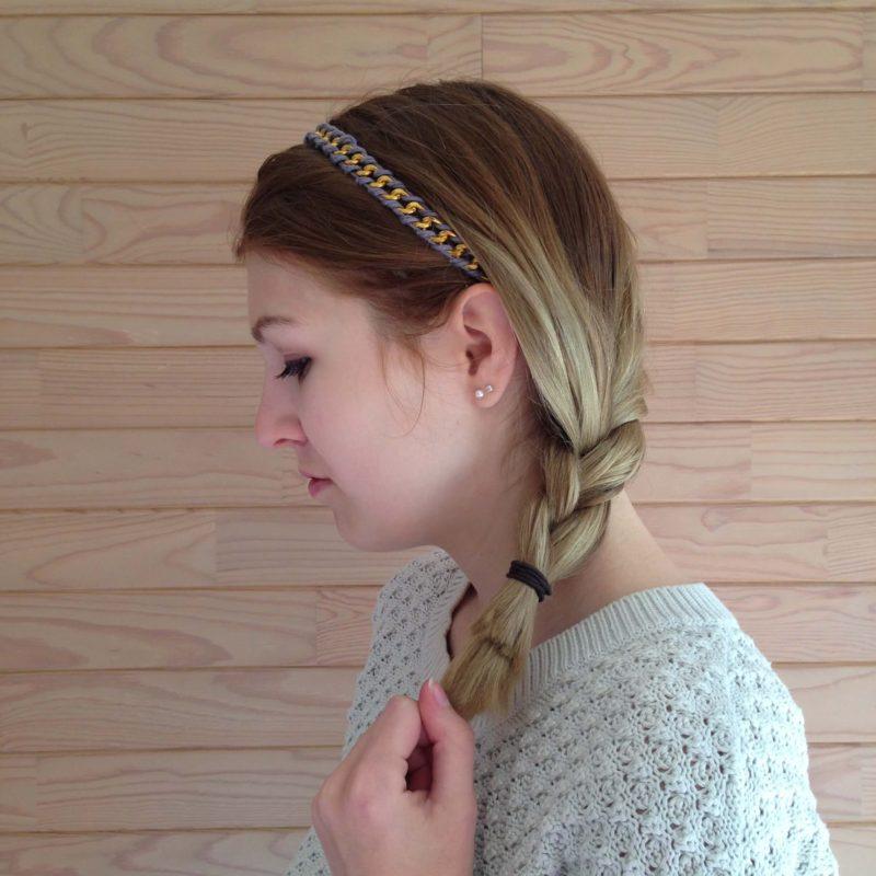 tresse headband coiffure 800x800 - Bien porter un headband