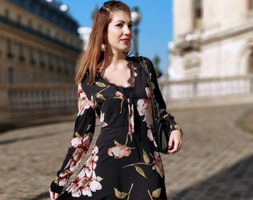 La robe qui appelle le printemps