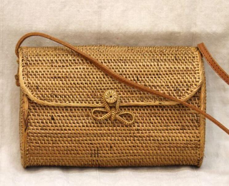 pochette pepyth - Quand le panier remplace le sac à main
