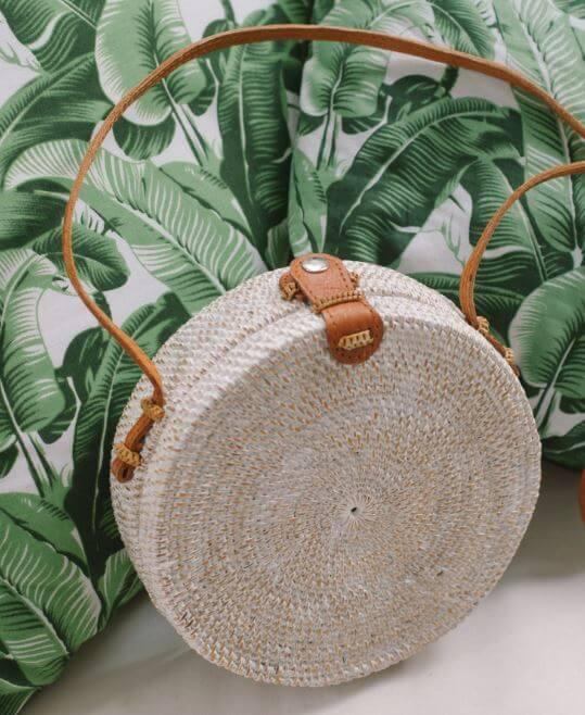 sac bali kinilush - Quand le panier remplace le sac à main