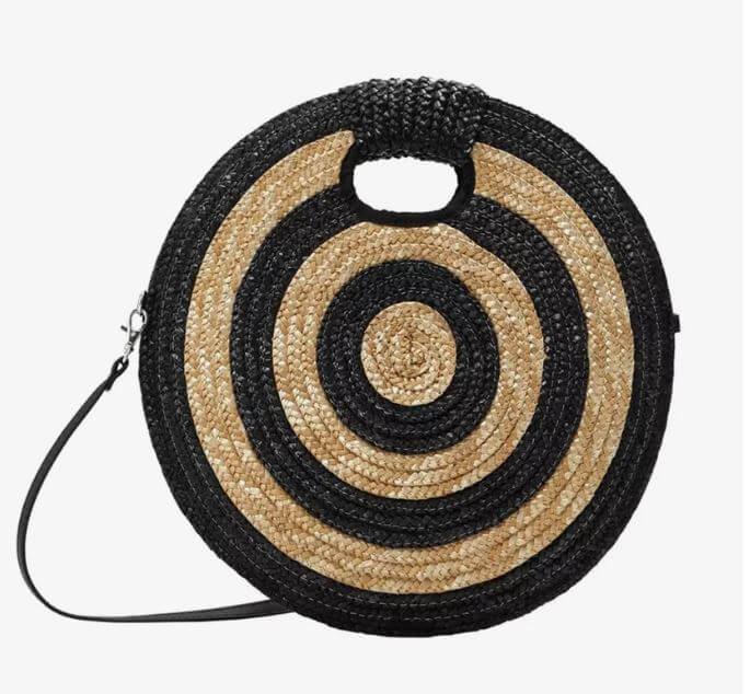 sac rond zalando - Quand le panier remplace le sac à main