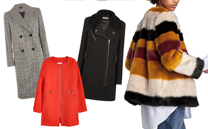 vignette selection manteau - Ma sélection de manteaux