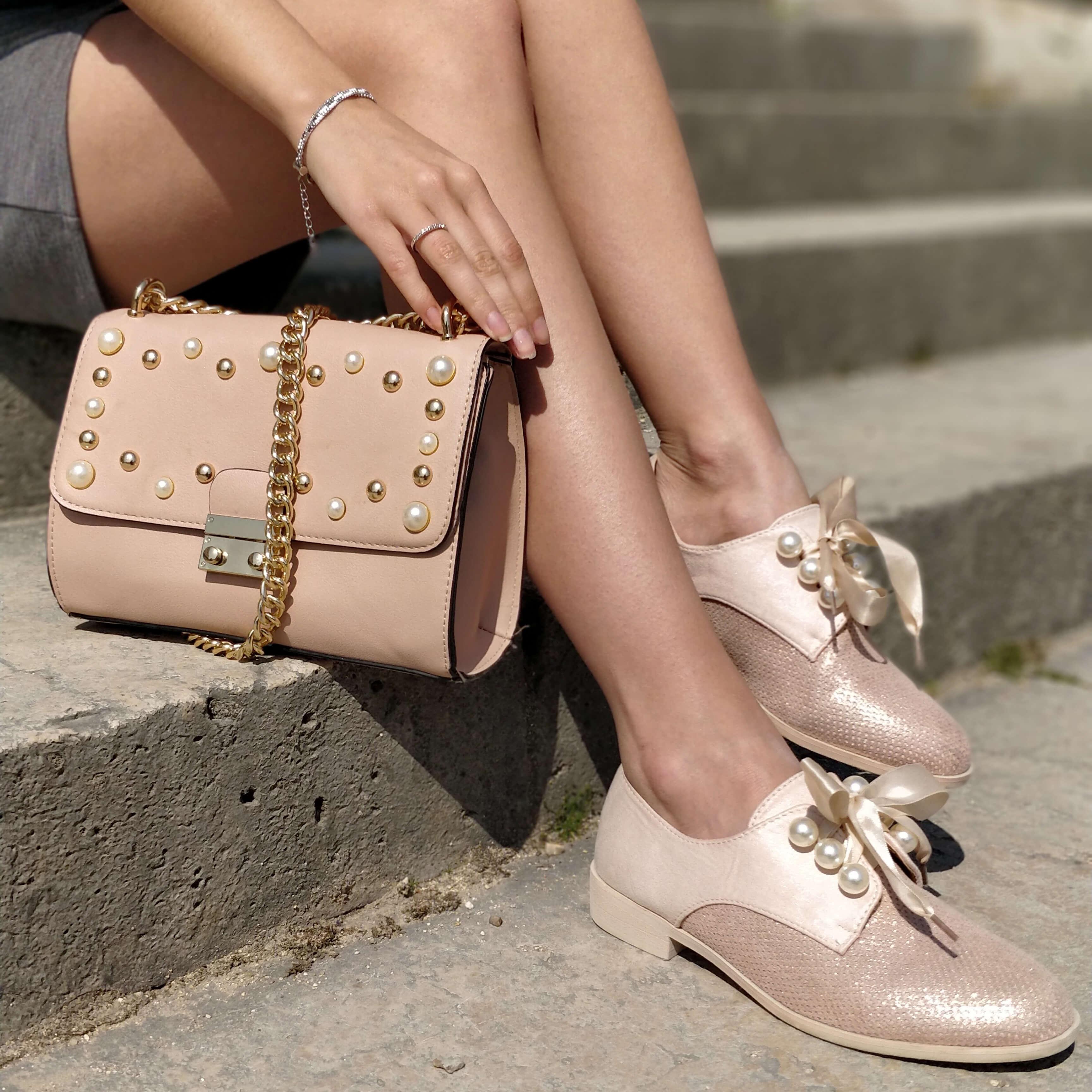 details sac chaussures - Entre deux orages...