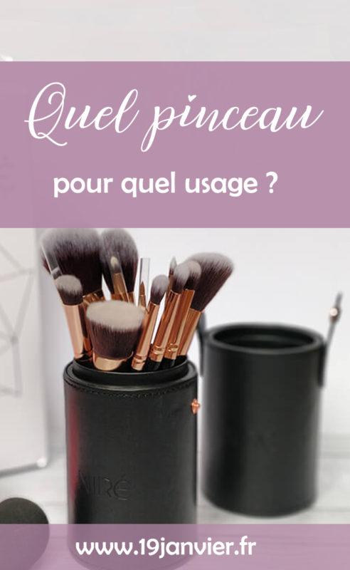 pinceau usage maquillage 492x800 - Quel pinceau pour quel usage ?
