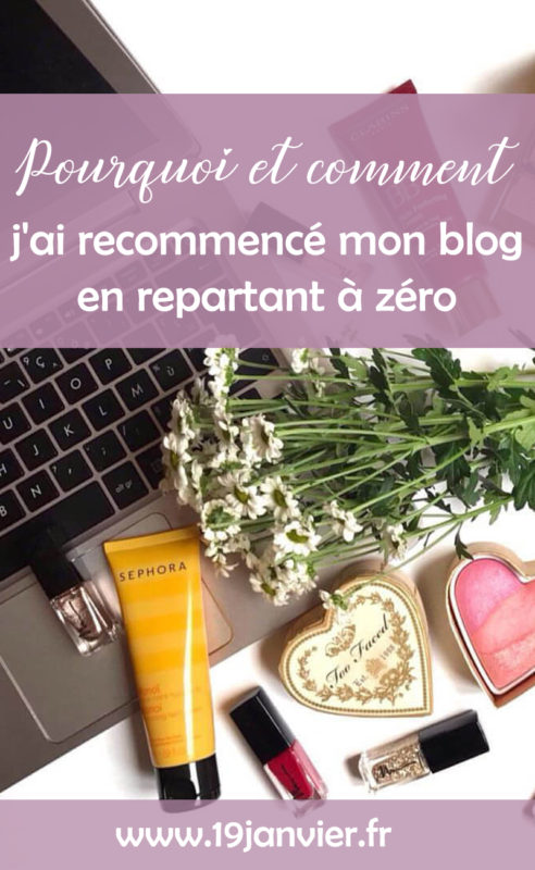 recommencer blog 492x800 - On repart à zéro !