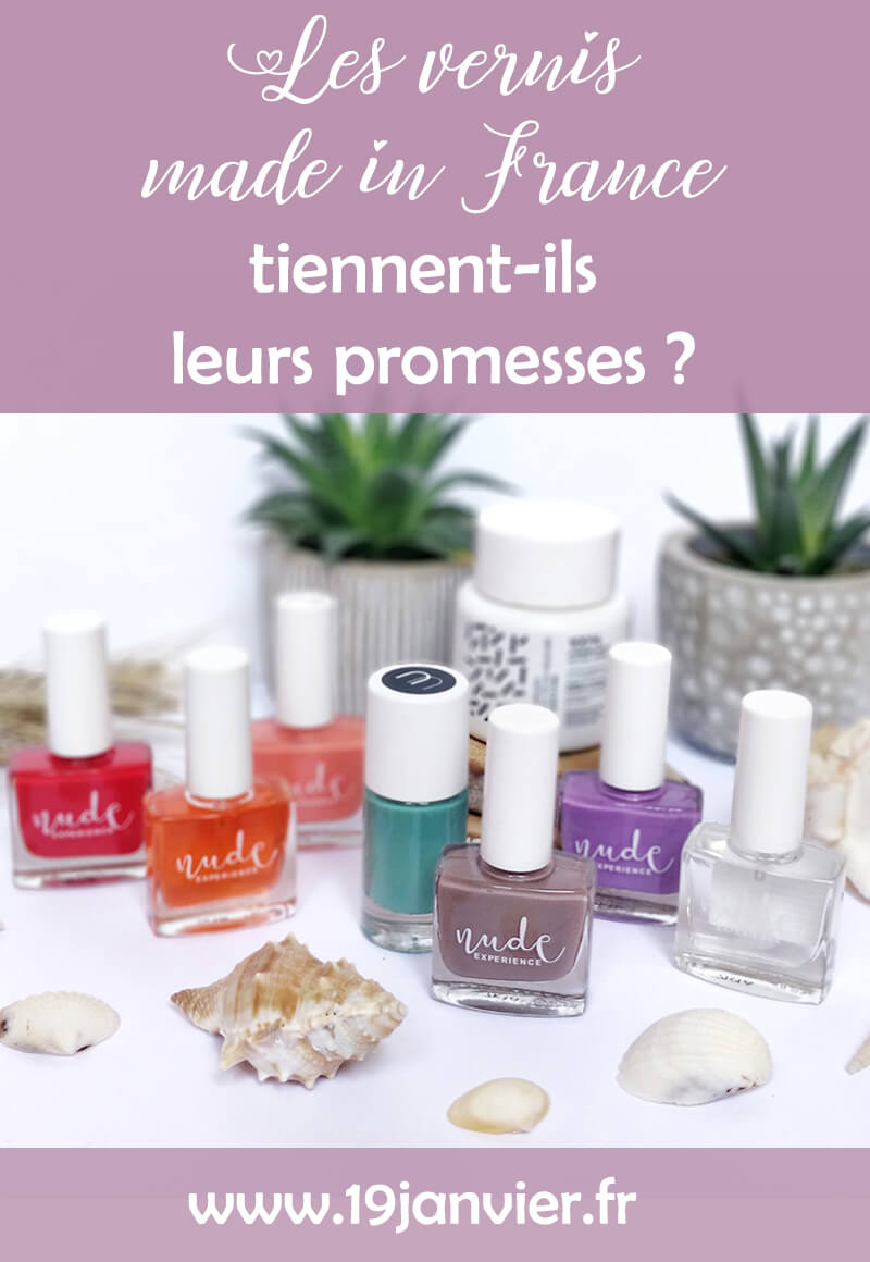 pinterest vernis made in france test avis blog - Les vernis made in France tiennent-ils leurs promesses ?
