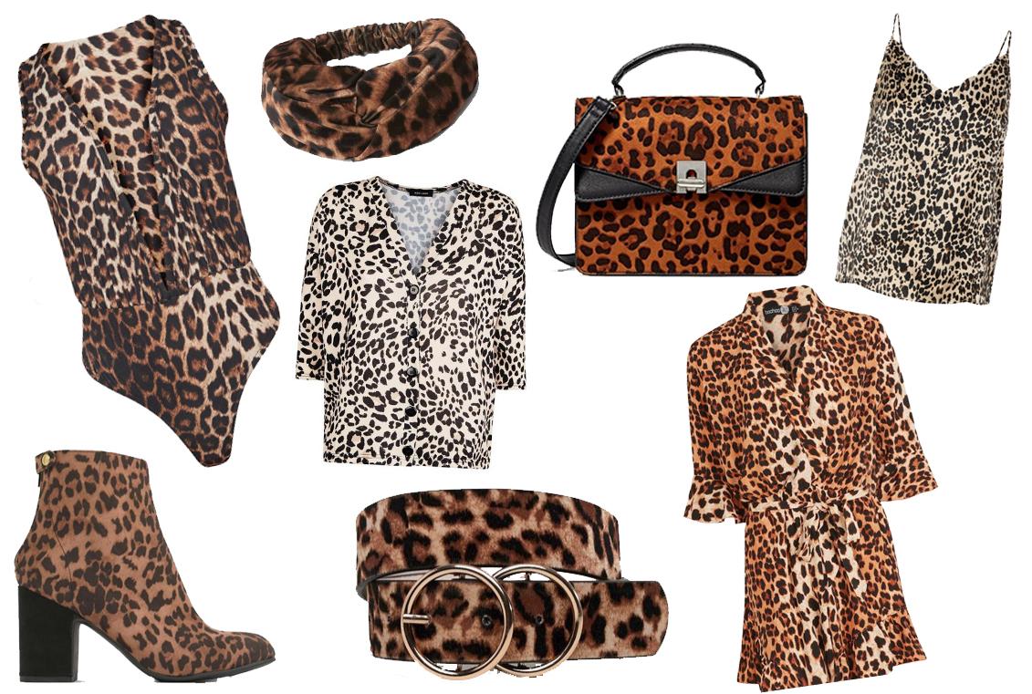 tendance mode leopard - Toujours plus de léopard