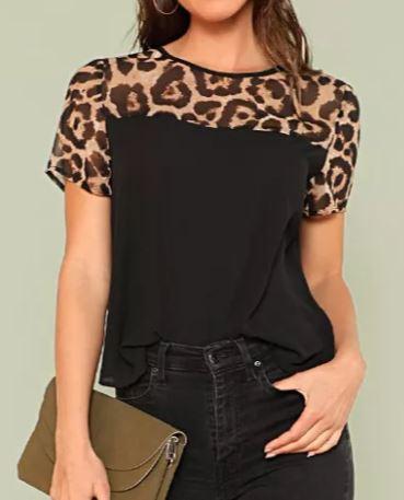 top she in - Toujours plus de léopard