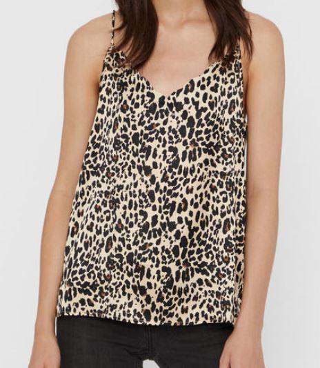 top vero moda - Toujours plus de léopard