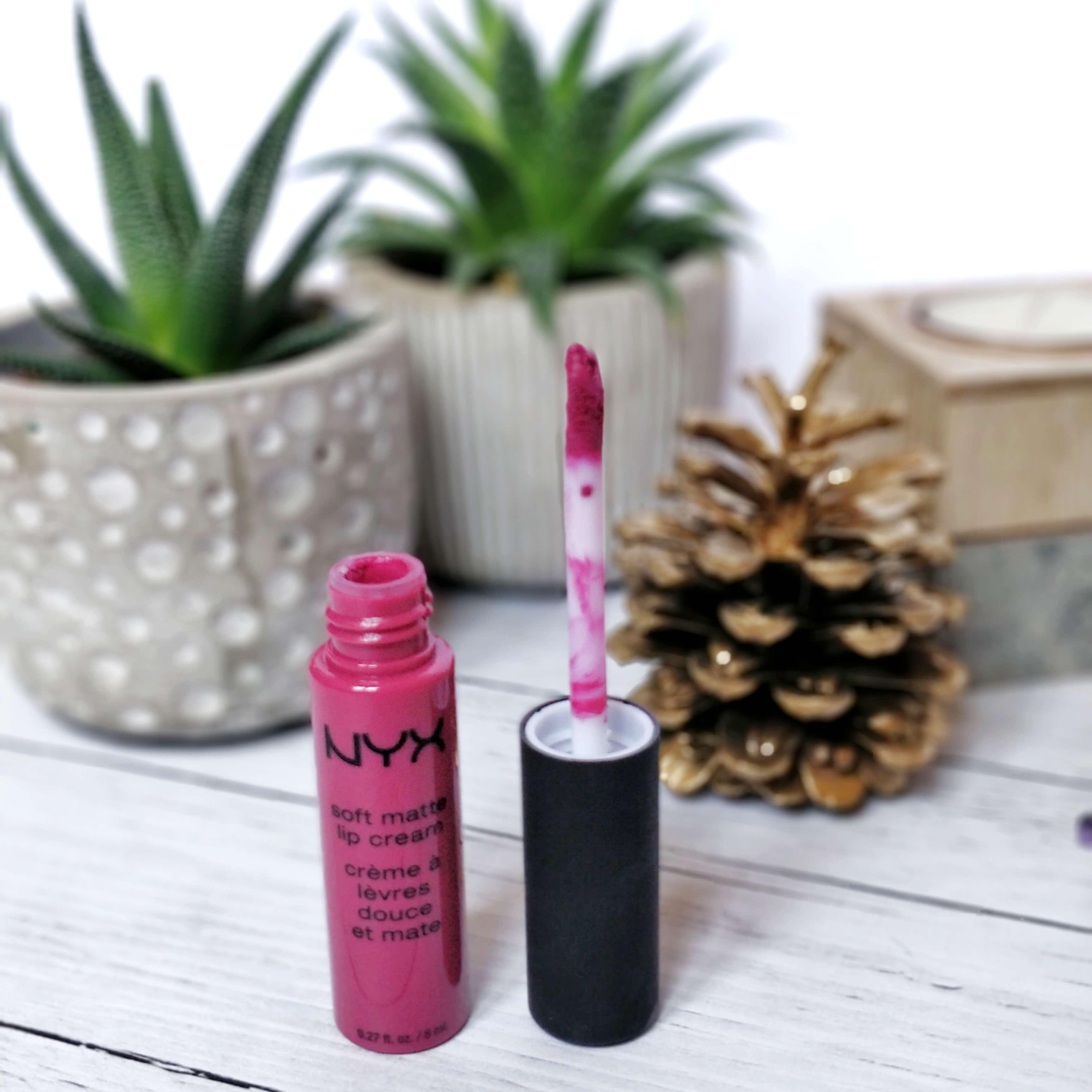 Rouge à lèvres lip cream nyx - Je teste une quarantaine de rouges à lèvres liquides !