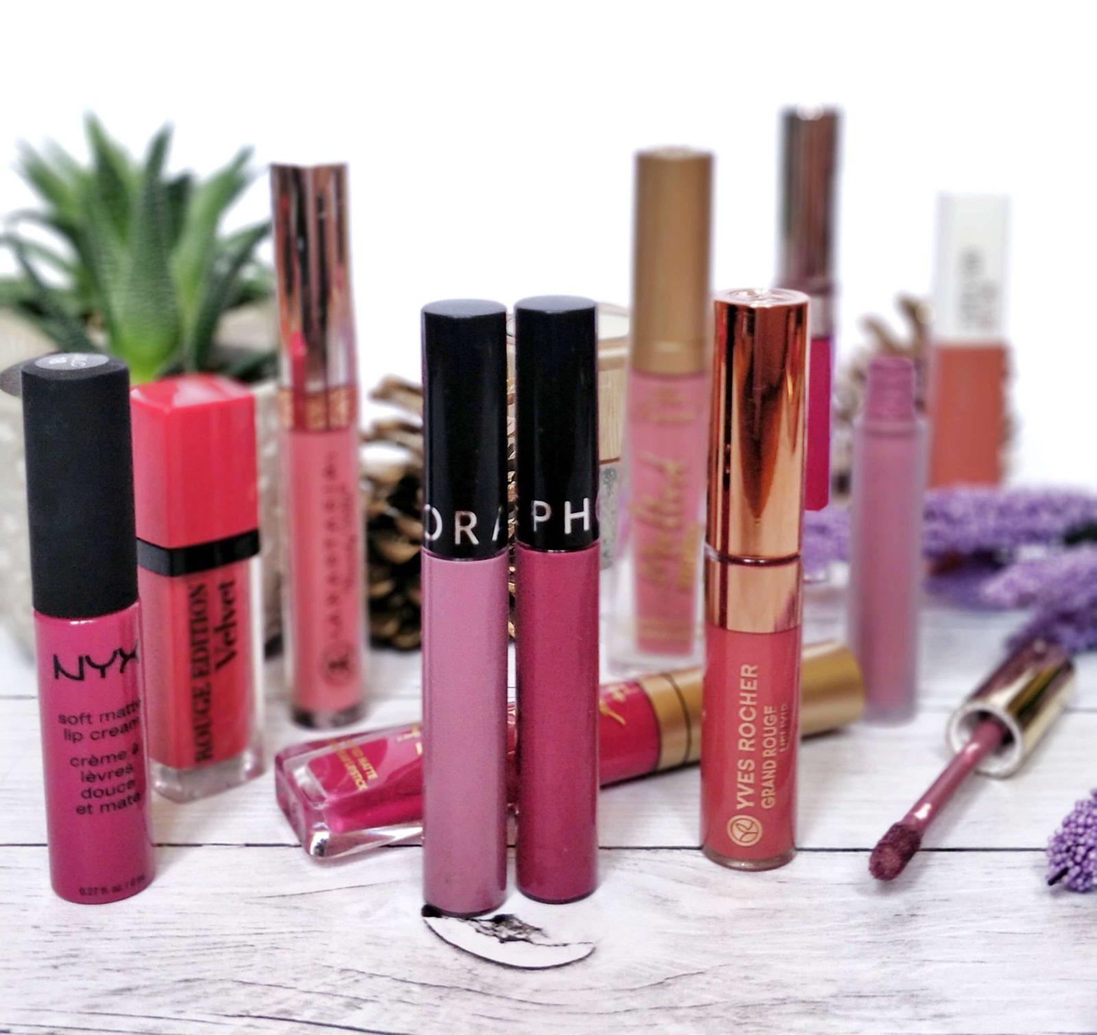 avis rouge à lèvres liquide blog beauté 1600x1509 - Je teste une quarantaine de rouges à lèvres liquides !