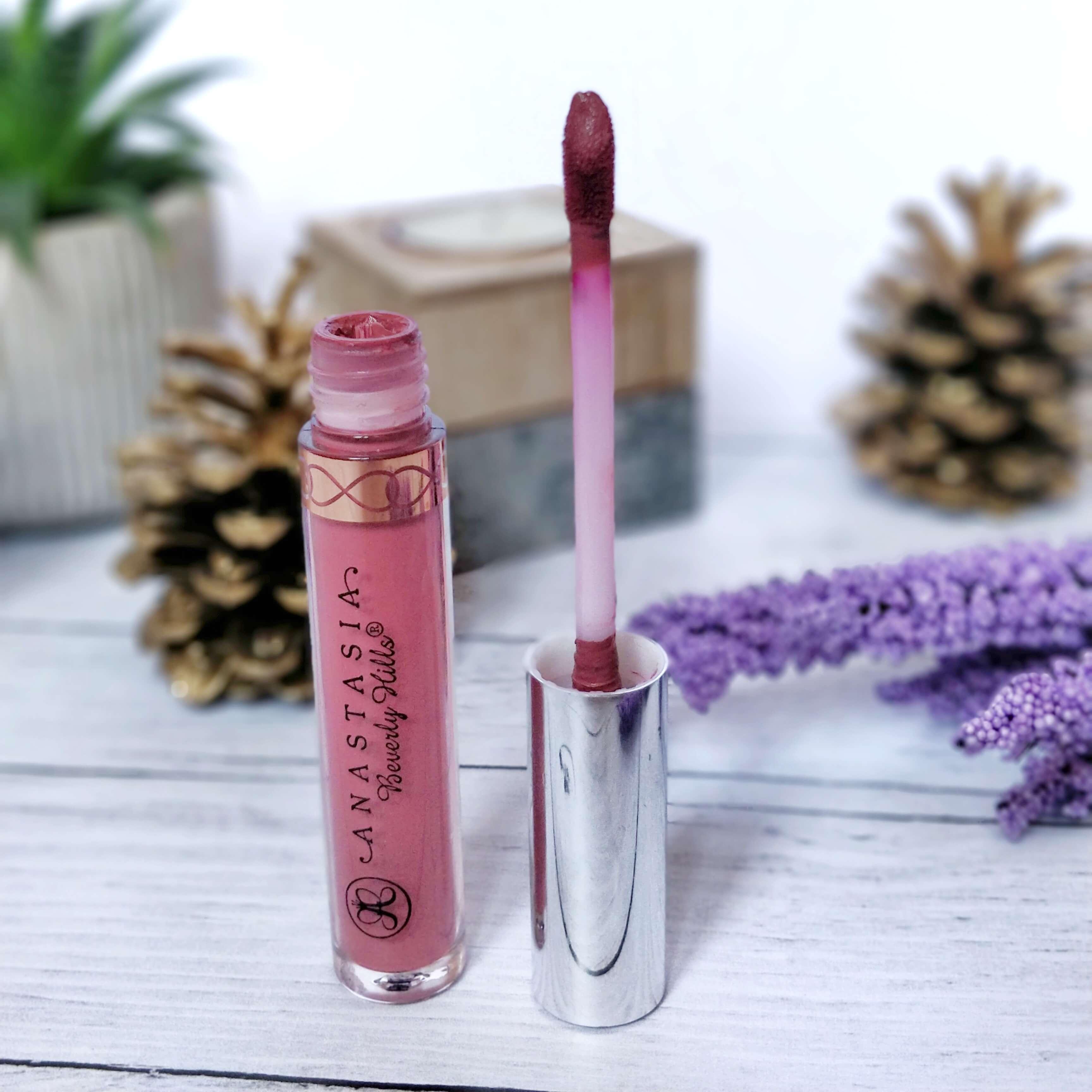 rouge à lèvres anastasia beverly hills - Je teste une quarantaine de rouges à lèvres liquides !