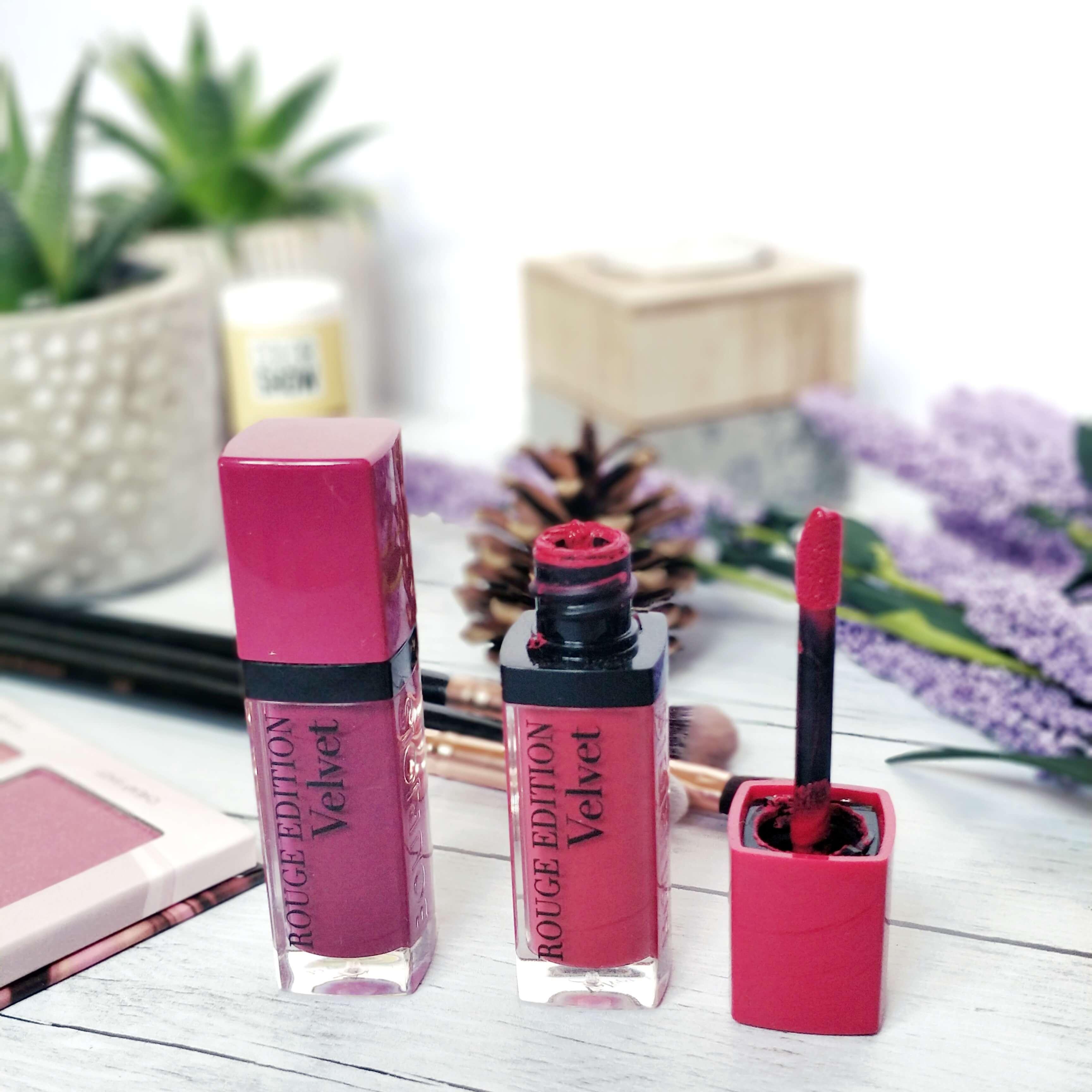 rouge à lèvres velvet bourjois - Je teste une quarantaine de rouges à lèvres liquides !