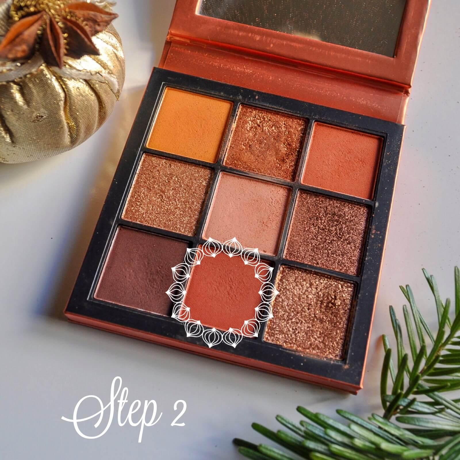 IMG 0101 - Un maquillage de fête avec Clara s'emballe