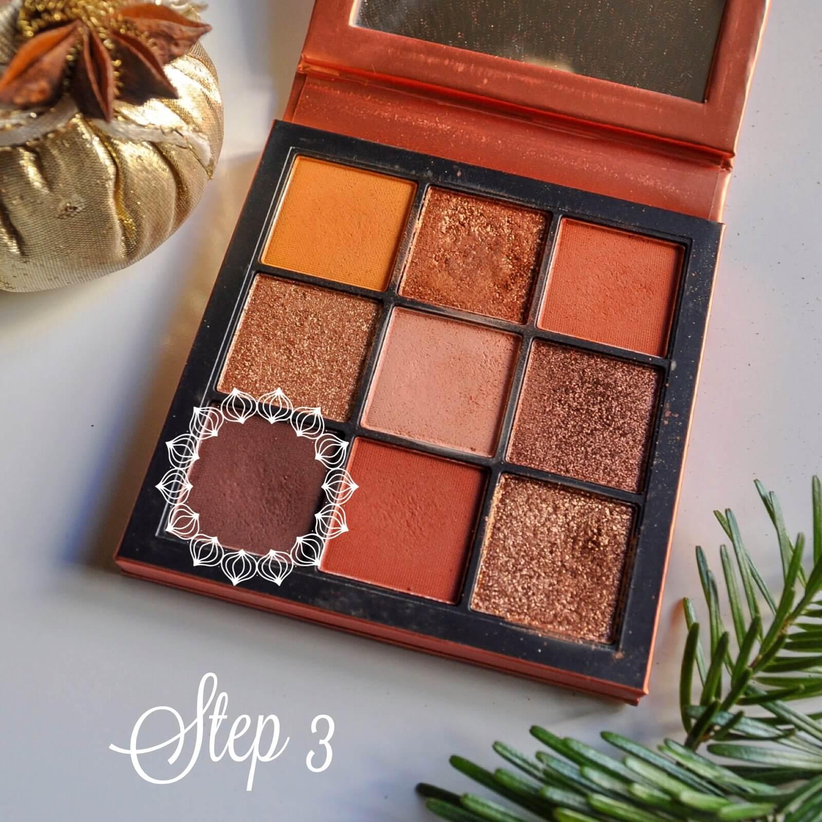 IMG 0102 - Un maquillage de fête avec Clara s'emballe
