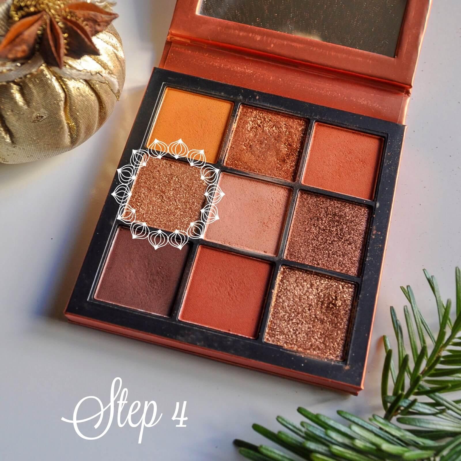 IMG 0103 - Un maquillage de fête avec Clara s'emballe