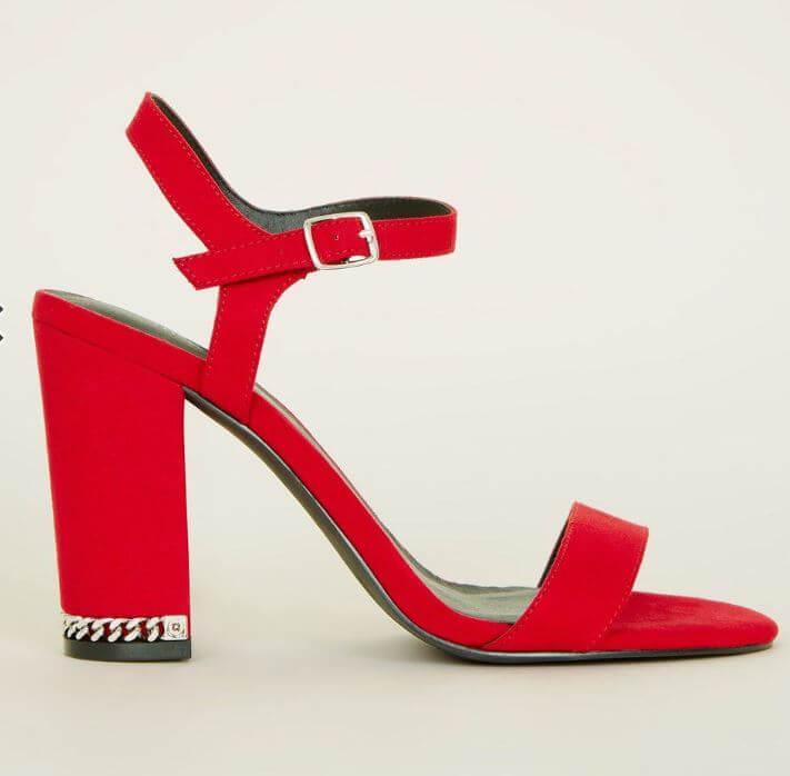 chaussures new look - On sort les tenues de fêtes !
