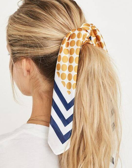 foulard cheveux urban outfitters - On accessoirise nos cheveux !