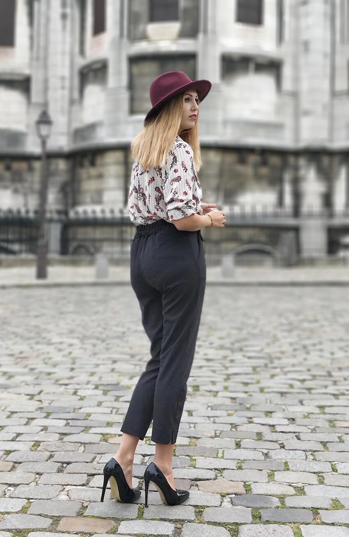 blog 19 janvier mode paris montmartre automne - Garder le style en automne