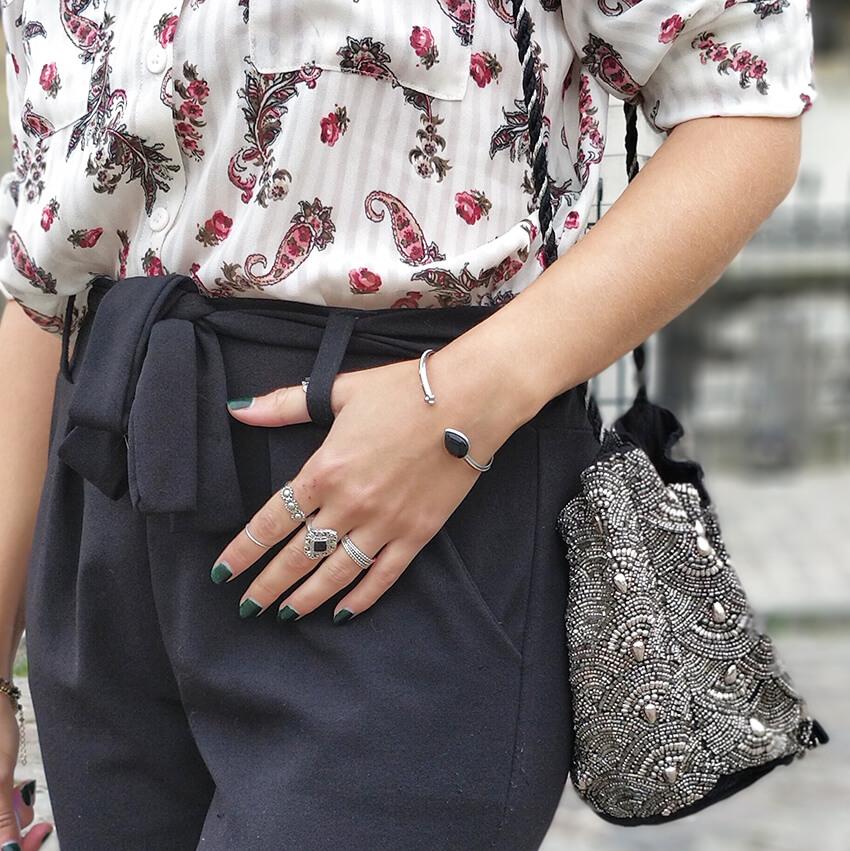 blog mode paris details bijoux sac - Garder le style en automne