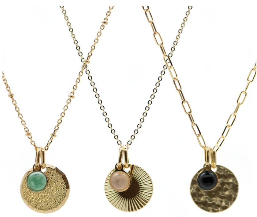 bijoux collier personnalisable - Idées cadeaux éthiques et éco-responsables