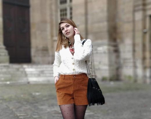 L'amour des shorts en hiver