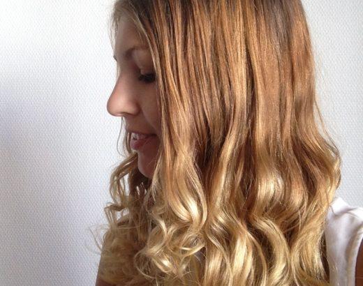 Se boucler les cheveux naturellement