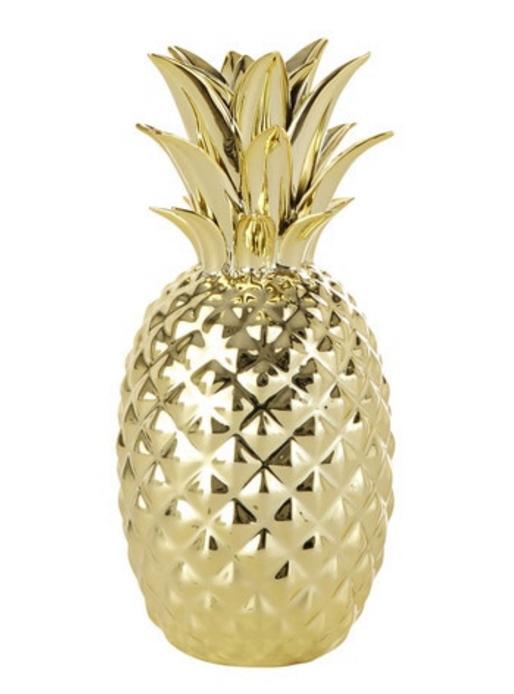 déco ananas - Les ananas, encore et toujours !
