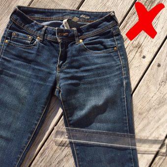 IMG 7863 340x340 - Tuto : faire un short en jean