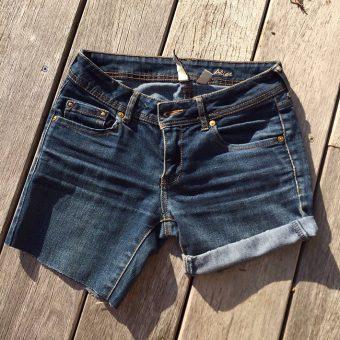 IMG 7867 340x340 - Tuto : faire un short en jean
