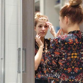 routine soin visage 340x340 - Mes conseils pour avoir une jolie peau