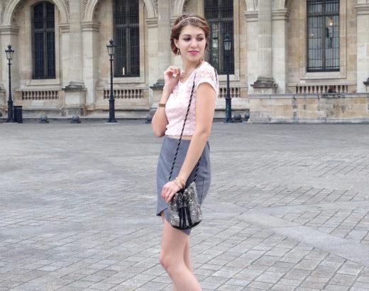 Chic… au Louvre