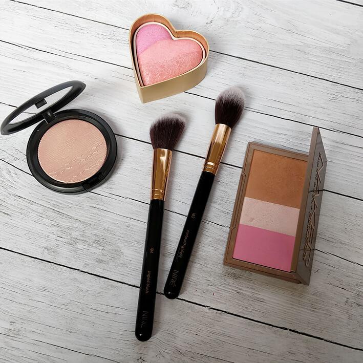 pinceaux blush - Quel pinceau pour quel usage ?