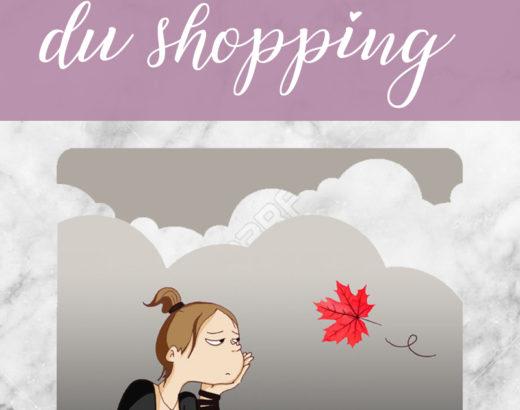 50 choses à faire au lieu de faire du shopping !