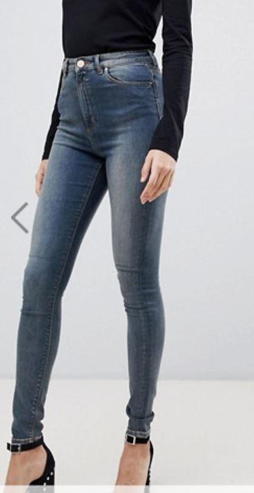 jean skinny taille haute asos - Payer moins cher sur Asos, c'est possible !