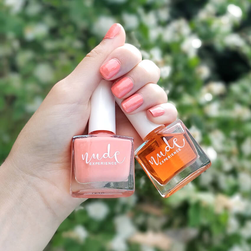vernis corail nude experience made in france - Les vernis made in France tiennent-ils leurs promesses ?