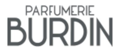 logo parfumerie burdin - Un maquillage frais pour l'été avec la Parfumerie Burdin