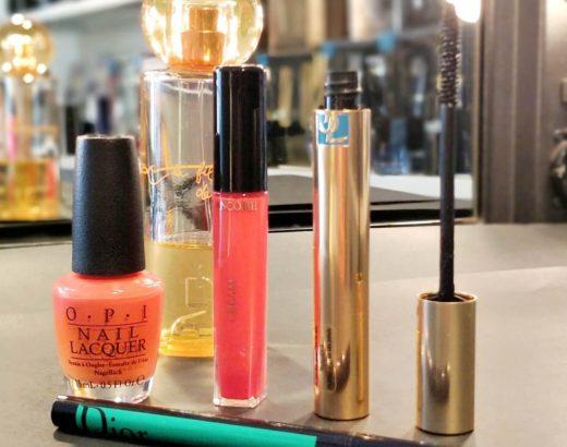 Un maquillage frais pour l'été avec la Parfumerie Burdin