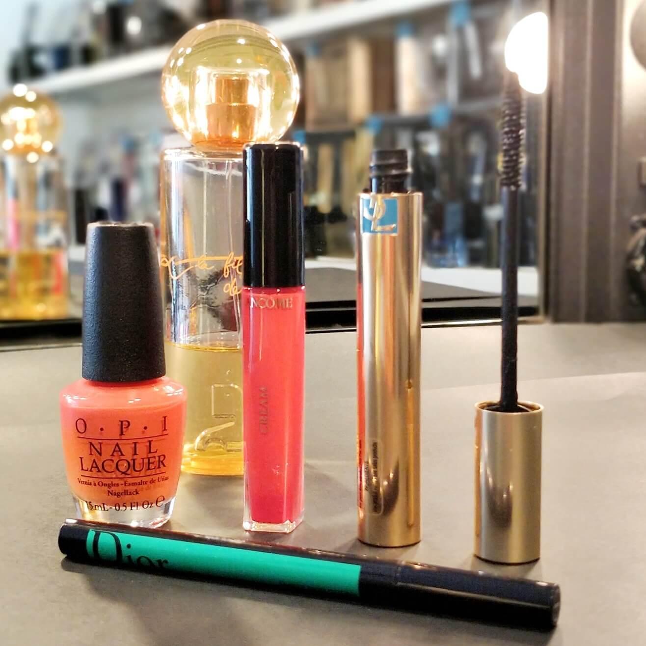 maquillage parfum parfumerie burdin paris - Un maquillage frais pour l'été avec la Parfumerie Burdin