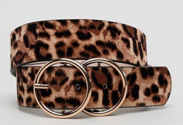 ceinture river island - Toujours plus de léopard