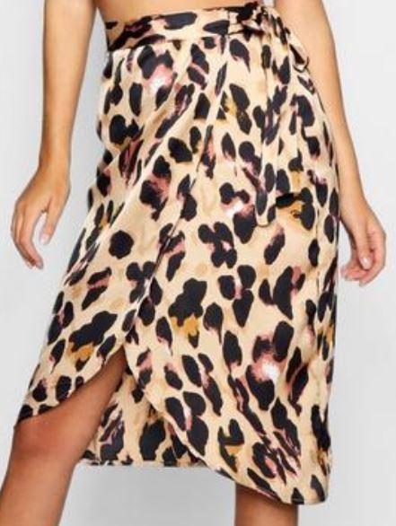 jupe boohoo - Toujours plus de léopard