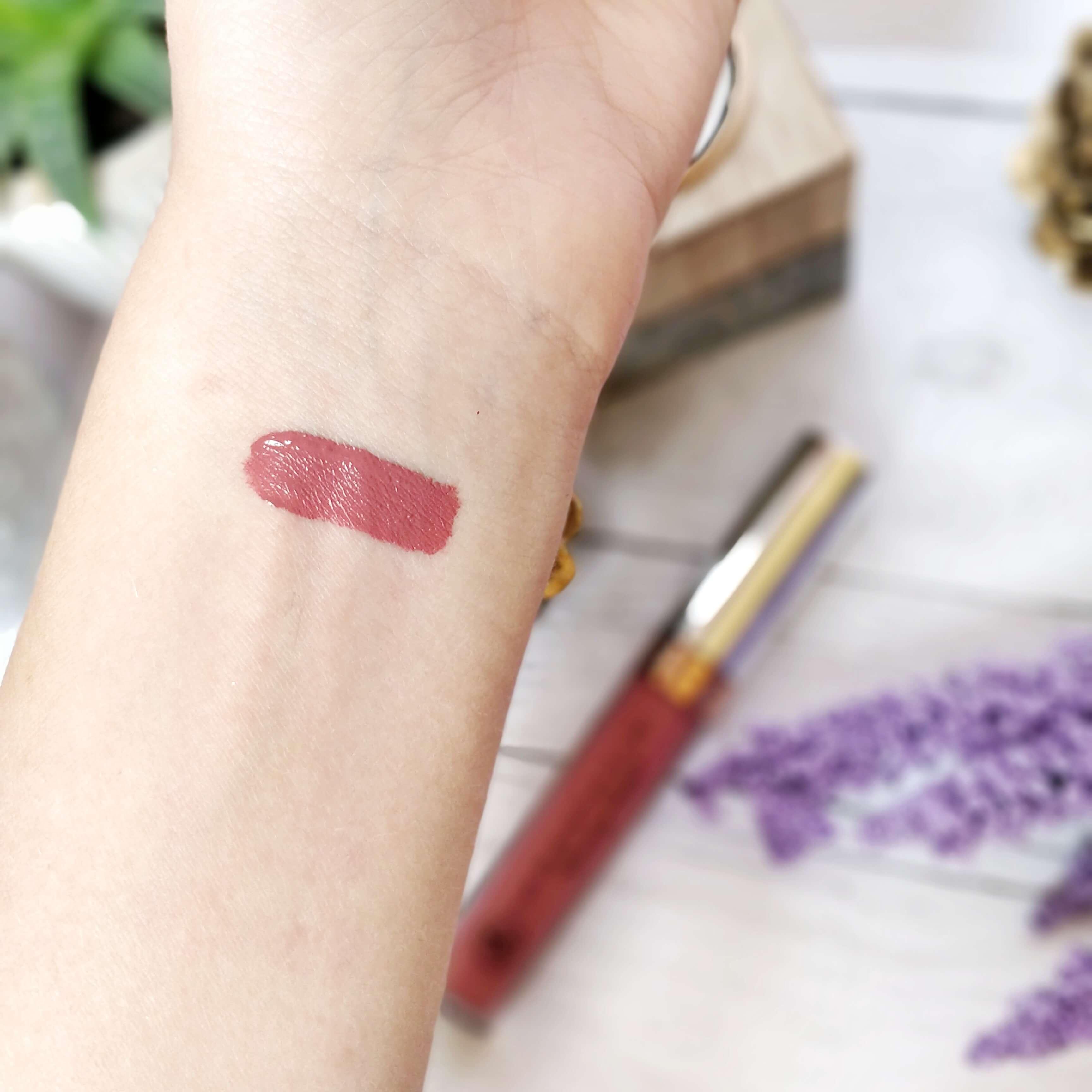 rouge à lèvres anastasia beverly hills swatch - Je teste une quarantaine de rouges à lèvres liquides !