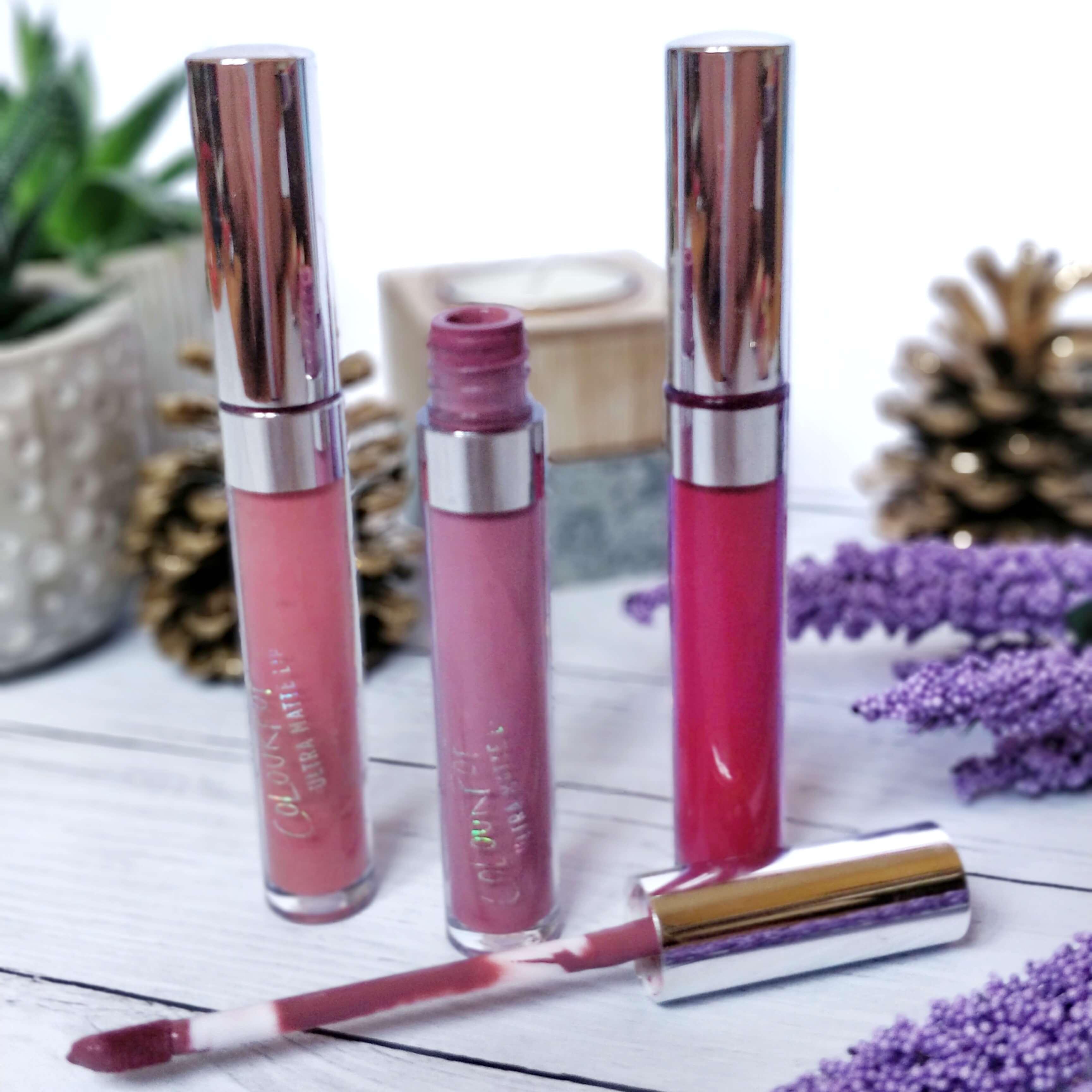 rouge à lèvres liquide matte colourpop - Je teste une quarantaine de rouges à lèvres liquides !