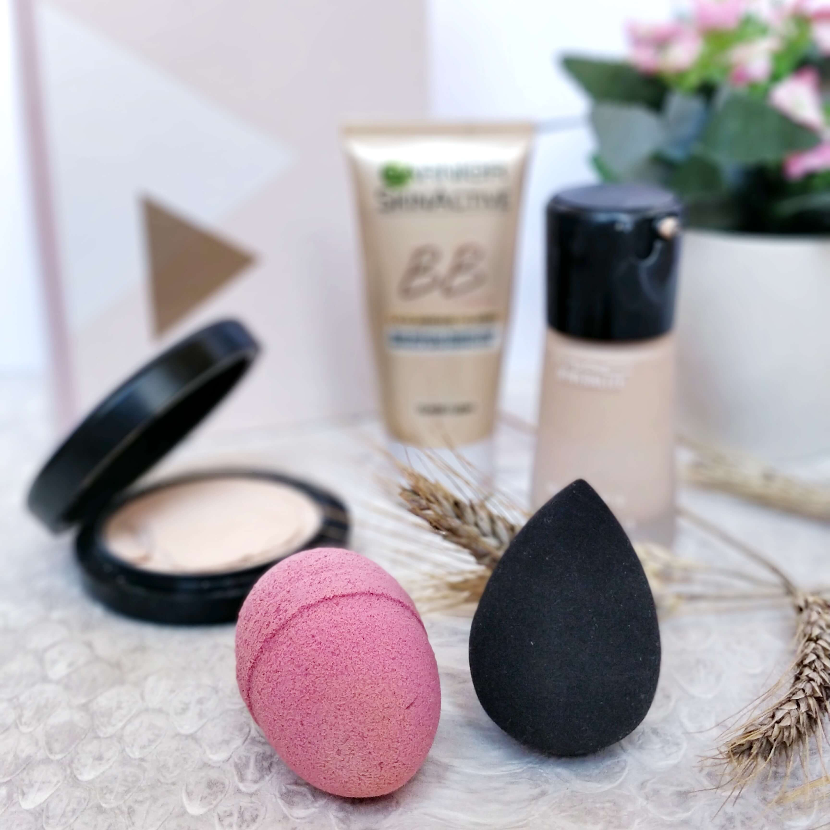 beauty blender make up - Ce qu'Instagram m'a fait acheter...