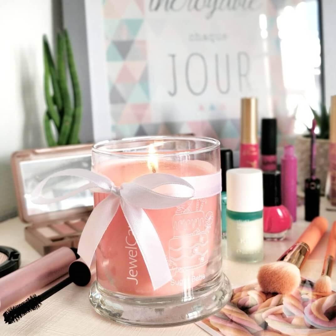 bougie bijou jewel candle - Ce qu'Instagram m'a fait acheter...
